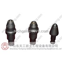 Conical Picks/Round Shank Cutter Bits