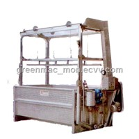 Dip dyeing machine