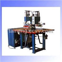 Double Pneumatic High-Frequency Welding Machine