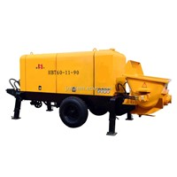 HBT concrete pump