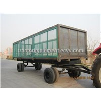 High Guard Tipping Trailer