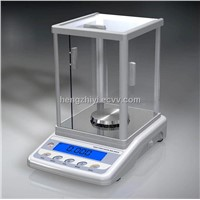High precision balance with 0.001g precision, with blue back light