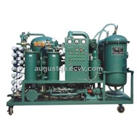 Hydraulic oil purifier oil purification