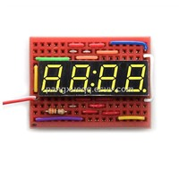 "Indoor 0.39"" seven segment Four Digits LED display, low price"