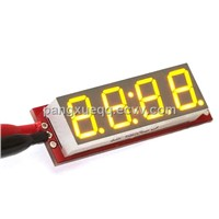 "Indoor 0.39"" Seven Segment Four Digits LED Display"