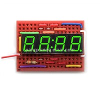 "Indoor 0.39"" Seven Segment Four Digits LED Display with Green Color"