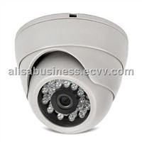 Infrared plastic dome camera