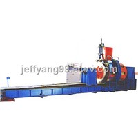 Johnson filter mesh welding machine