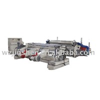 JS-SR1600 Jumbo roll slitting rewinding machine