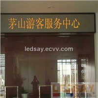 LED F5 Sign-Color Display