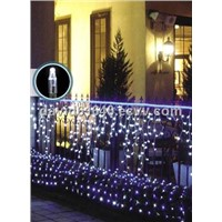 LED icicle ight indoor use