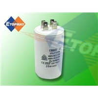 Metallized Polypropylene Film Capacitor For AC (CBB60)