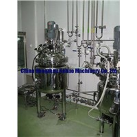 Mixing tank with Load cell