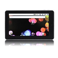 New s22 Google Android 2.2 7 Inch Capcitive Multi-Touch Screen with Remote Control MID Silver Tablet