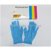 Nitrile Examination Gloves, n/sterile