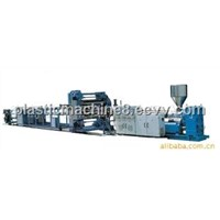 PVCPPPS Plate And Foam Plate Extrusion Lines
