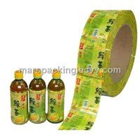 PVC Shrink Sleeve Label (Food Package)