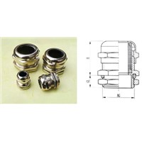 P Type Metallic Waterproof Cable Glands