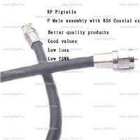 RG6 RF Cable Assembly