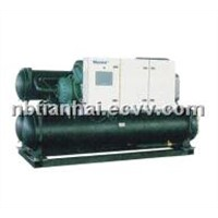Screw Type Water Source Heat Pump / Water Cooled Water Chiller
