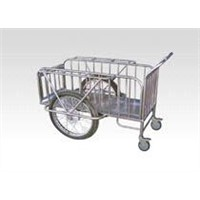 Stainless Steel Carrying Trolley (B-46)
