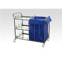 Stainless Steel Morning Care Trolley