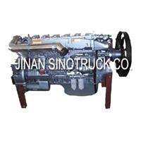 Truck Spare Parts ,Howo engine