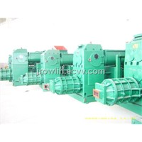 Vacuum Extruding Brick Making Machine