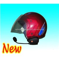 bluetooth Intercom headset for motorcycle/ Intercom helmet bluetooth headset