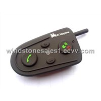 bluetooth intercom helmet headset/ 100m helmet bluetooth headset---HM-528