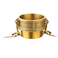 brass quick camlock coupling