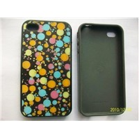 color drawing iphone4G case