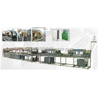 copper coating machine