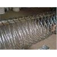 cross type razor barbed wire mesh