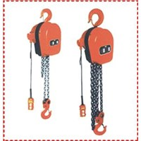 electric chain hoists