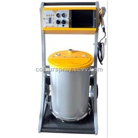Electrostatic Powder Coating Unit