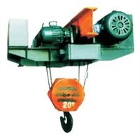 Low Headroom Electric Hoists
