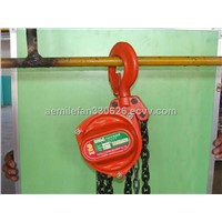 manual chain blocks / chain pulley blocks