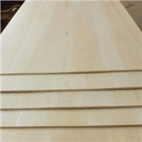 Paulownia Edge Glued Boards
