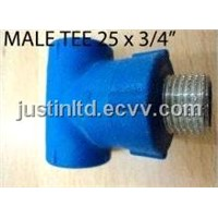 ppr equal tee pipe fitting molding