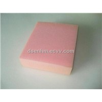 red nati-static sponge can be used in electronic packing