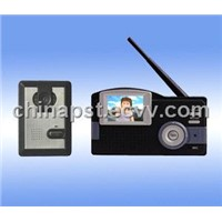 Wireless Intercom Doorbell (PST-WVD216)