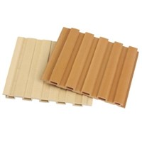 wood plastic wall panel