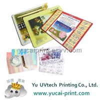 Tables plate Series / Table mats / UV printing / Offset printing