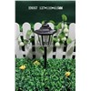 Plastic Hexagon Solar lawn Light