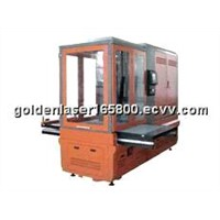 High Speed Laser Engraving & Hollowing Machine for Shoes