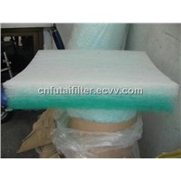 Paint-Stop Glass Fiber Filter Media for Painting Booths