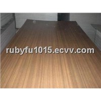 wood grain paper laminated plywood