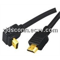 HDMI Cable Right Angle