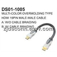 HDMI Cable (Multi-Color)